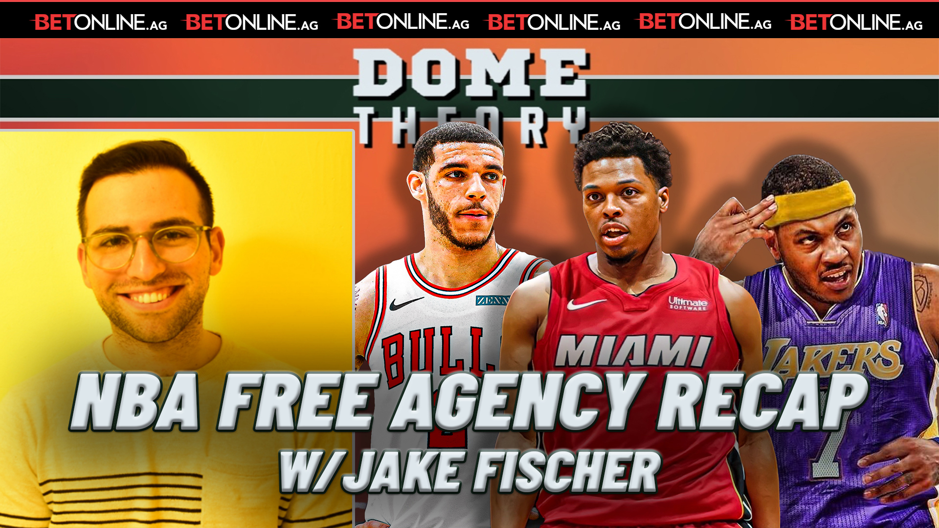 Why Didn't Celtics Do Anything In NBA Free Agency? | Dome Theory Podcast