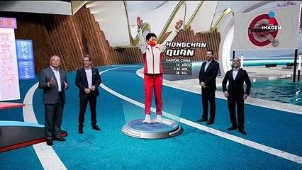 Quan Hongchan: ¿por qué es la atleta del día?