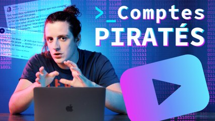 Ils utilisent de faux partenariats pour hacker des chaînes YouTube