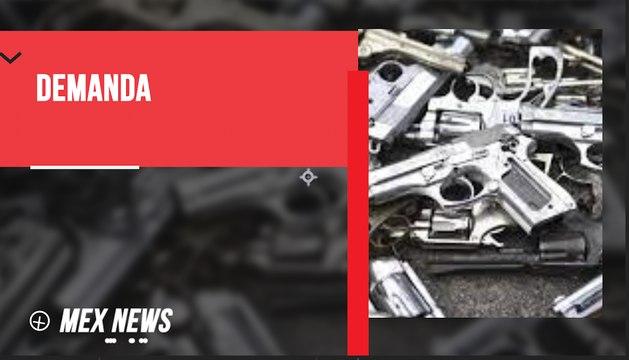 """""""DEMANDA CONTRA FABRICANTES DE ARMAS EN EEUU NO ES INJERENCIA"""""""