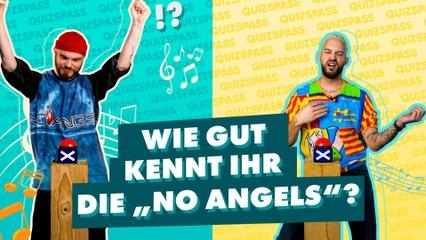 """Leroy und Bambi im """"No Angels""""-Quiz: Kennen sie diese Hits?"""