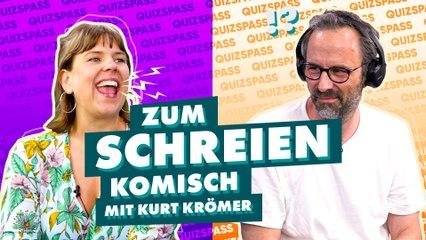 Kurt Krömer hört nicht, muss aber die Worte erkennen!