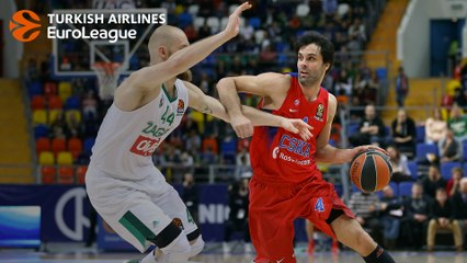 From the archive: Milos Teodosic highlights