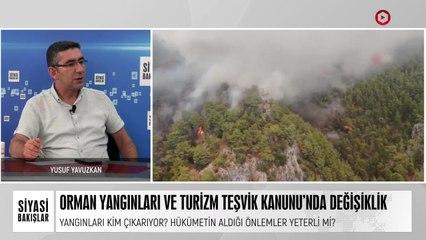 Yüksek Askeri Şura Kararları   Orman Yangınları ve Turizm Teşvik Kanunu   Koronavirüs Vaka Artışı