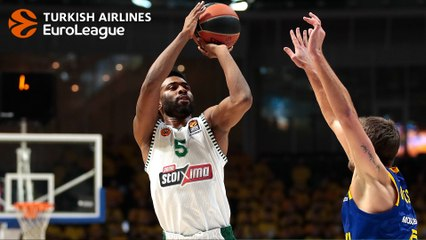 From the archive: Keith Langford highlights