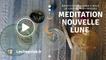 Méditation guidée, Nouvelle lune lion, relaxation profonde