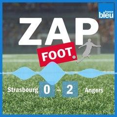 Résumé des buts Racing Club de Strasbourg - SCO d'Angers