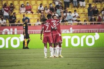 Highlights : AS Monaco 1-1 FC Nantes