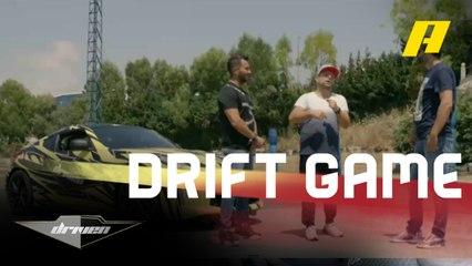 Drift Game وجولة جديدة مع البطل كسافيه مسعد في ضيافة الفنان جورج الراسي