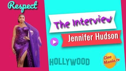 Respect: Jennifer Hudson Interview (Captioned))