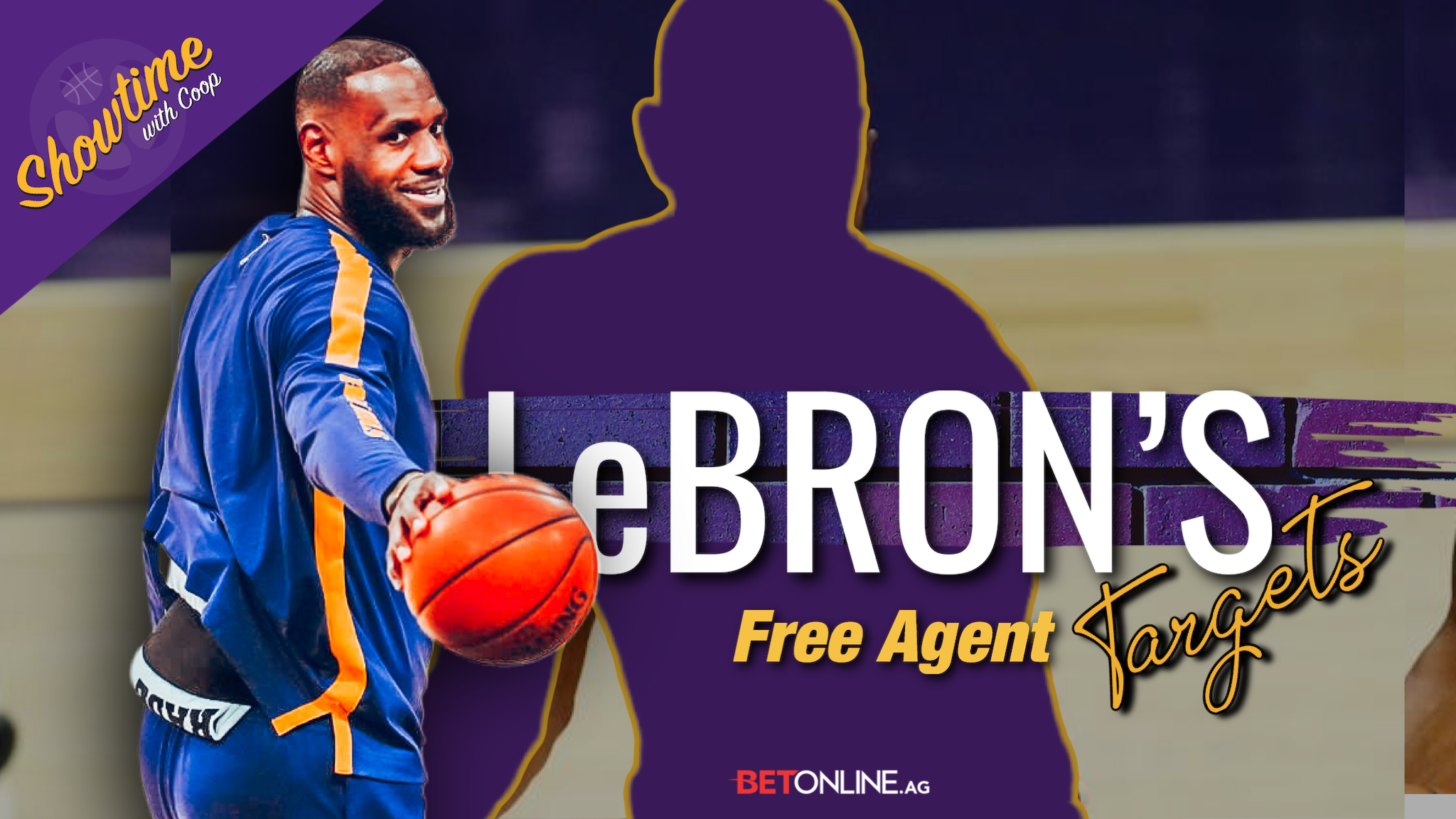 The start of NBA Free Agency for the #Lakers w Coop