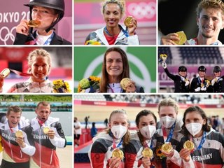 Zehnmal Gold: Das sind die deutschen Olympiasieger