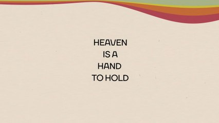 Duncan Laurence - Heaven Is a Hand to Hold