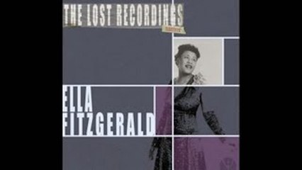 Mills Brothers and Ella Fitzgerald - Dedicated To You [1930]
