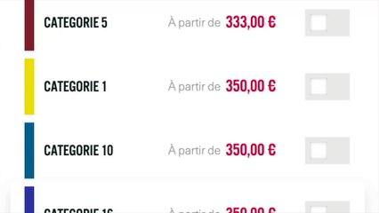 Messi au PSG : des places contre Strasbourg atteignent les 1.000 €  à la revente !