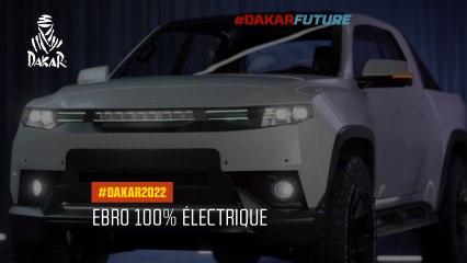 DAKAR FUTURE – Ebro 100% électrique