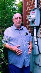 Robert Lavallée explique ses motivations à installer des panneaux solaires
