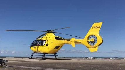 Au cœur des secours de l'été : les équipes de l'hélicoptère du SAMU 85
