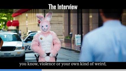 Free Guy: Ryan Reynolds Interview (Captioned)