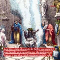 La muerte de Leónidas I