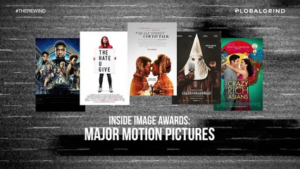 NAACP Image Awards Special – Inside Image Awards: Major Motion Pictures!  The Rewind Ep 33
