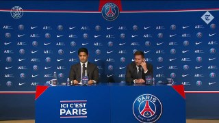 In full - Lionel Messi holds press conference in Paris following transfer to PSG
