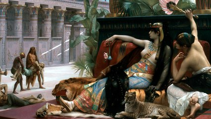 Adiós, Cleopatra