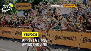 Après la ligne avec Continental - #TDF2021