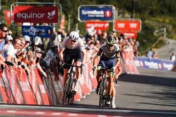 le replay de la 2e étape (part. 1) - Cyclisme - Arctic Race of Norway