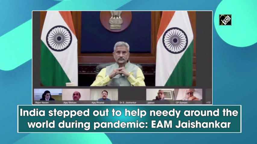 India stepped out to help needy around the world during pandemic: EAM Jaishankar