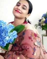 Watch Vidya Balan New Photoshoot in Saree - Kerala9.com