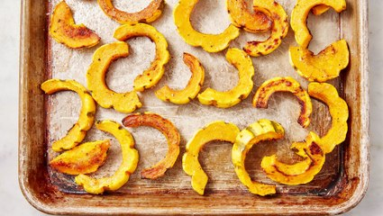 How To Roast Delicata Squash Perfectly