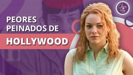 Los peinados más horrendos que vimos en películas de Hollywood   The most horrendous hairstyles we saw in Hollywood movies