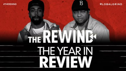 It's a wrap! The year has come to an end, but you can always Rewind on what's hot in entertainment!   The Rewind EP 23