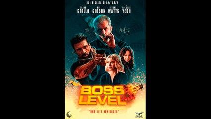 BOSS LEVEL (2021) Italiano HD online