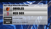 Orioles @ Red Sox Game Preview for AUG 13 -  7:10 PM ET