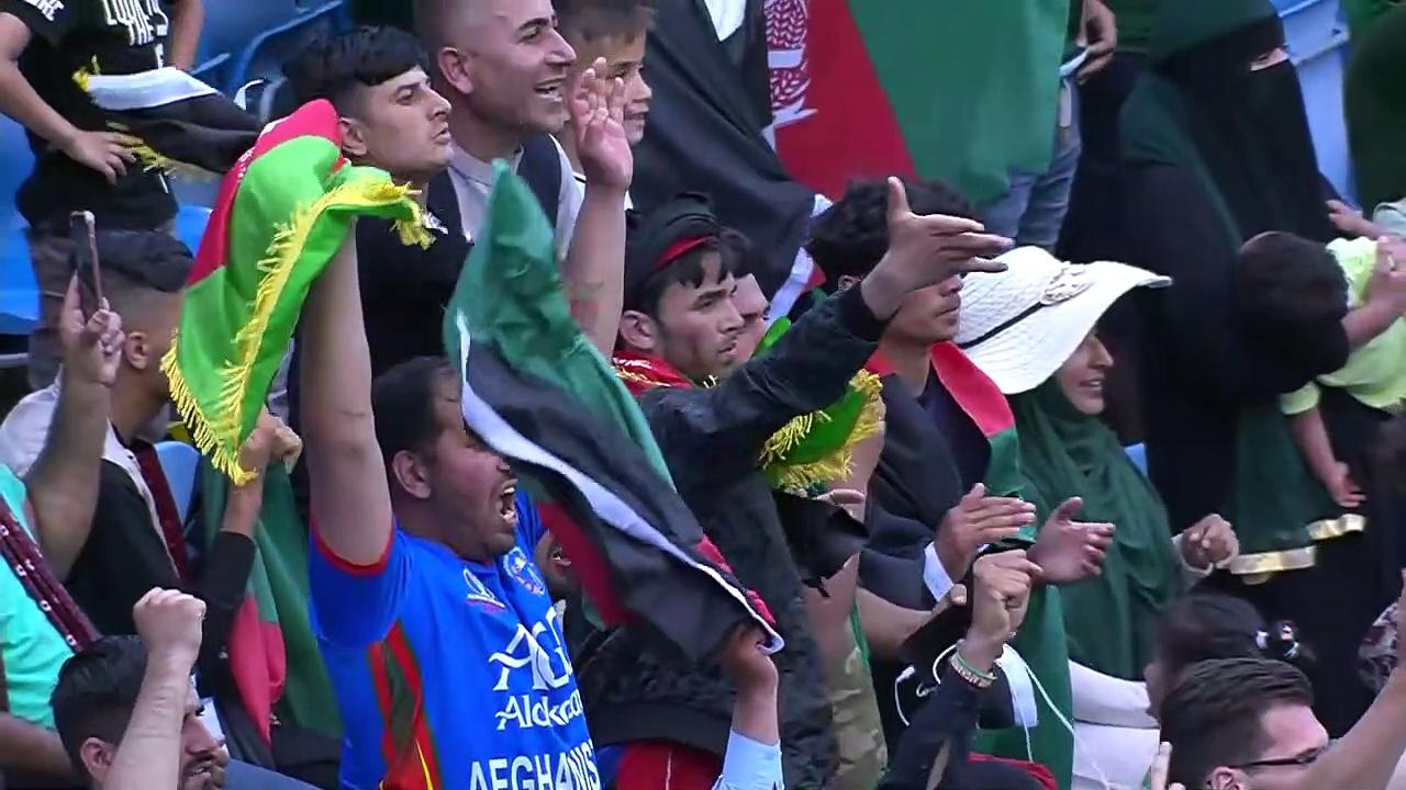 Pakistan's Tense Final Over Afghanistan vs Pakistan  World Cup 2019