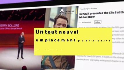 Vertical Vue case study Renault