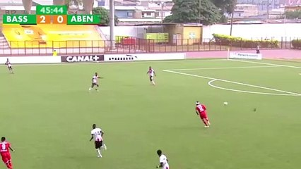 Une journée avec le footballeur Houssou Landry de ASI Abengourou