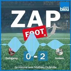 Ligue 2 (J4) : saison enfin lancée, Amiens gagne à Guingamp (2-0)