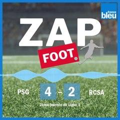 Revivez les buts de la rencontre PSG - Racing Club de Strasbourg (4-2)