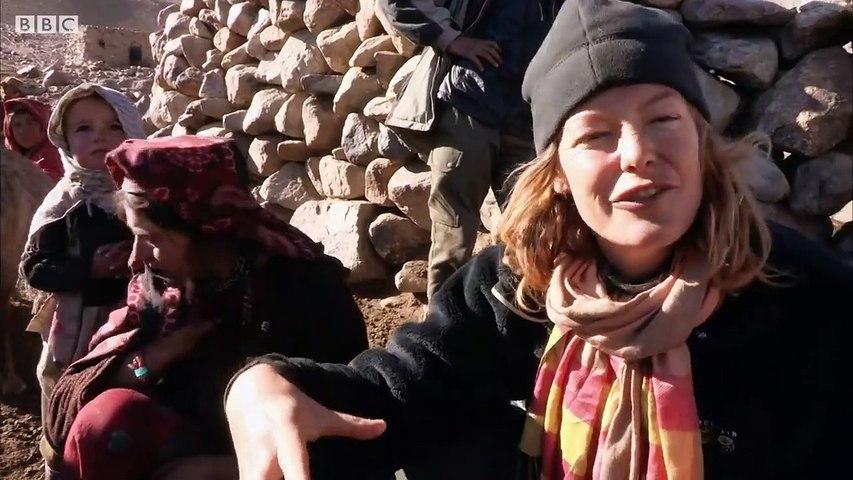 Afghanistan - Wild Shepherdess with Kate Humbl
