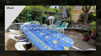 Vente Maison 4 pièces Ste Maxime avec garage et jardin dans