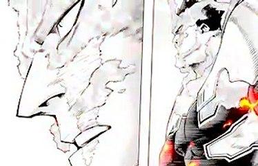 My hero Academia - bande annonce manga MHA