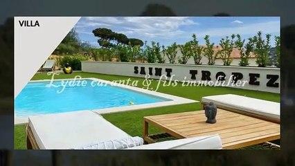 Vente Villa Récente et contemporaine 5 pièces Sainte-Maxime
