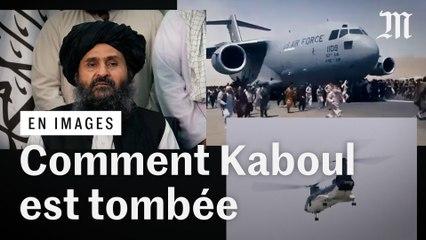 La chute de Kaboul : quand les Talibans ont capturé la capitale de l'Afghanistan