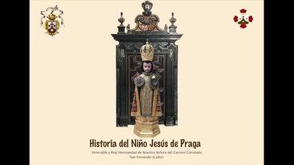 Historia del Niño Jesús de Praga