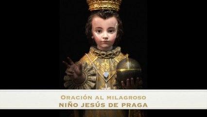 Oración al Niño Jesús de Praga