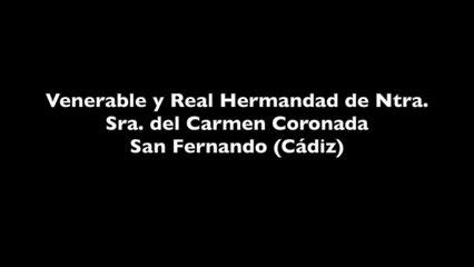 Cultos Principales de la Hermandad del Carmen de San Fernando