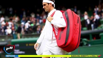 Federer estará fuera por un tiempo prolongado